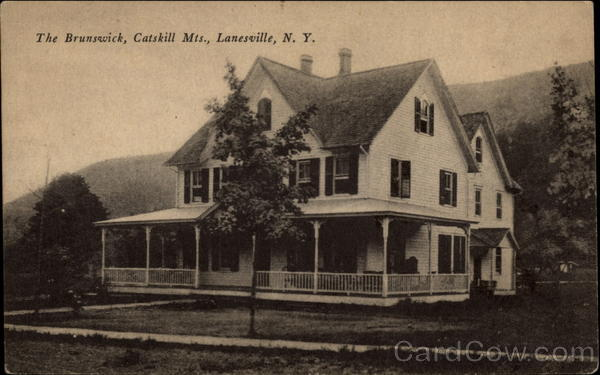 The Brunswick, Catskill Mts Lanesville New York