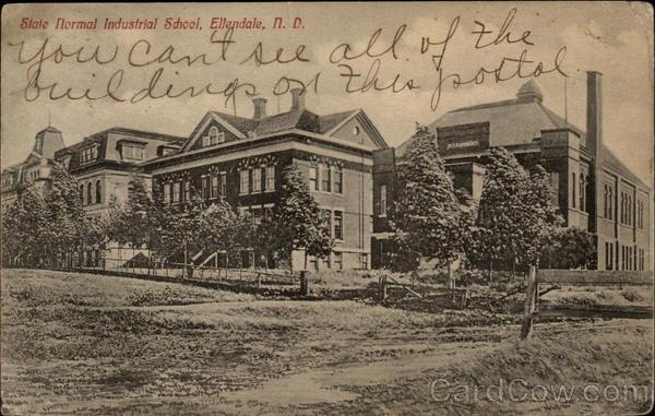State Normal Industrial School Ellendale, ND