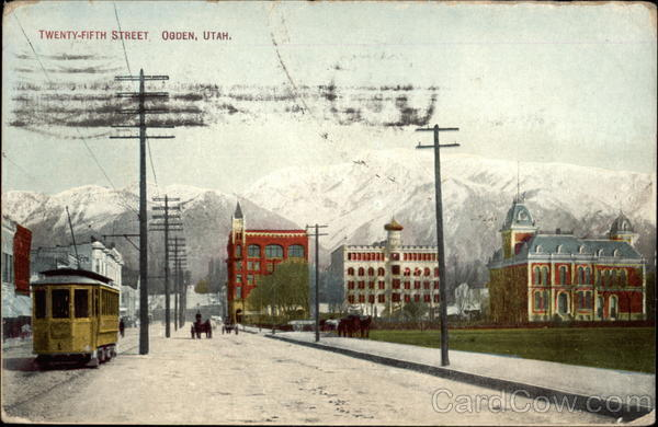 Twenty-Fifth Street, Ogden, Utah