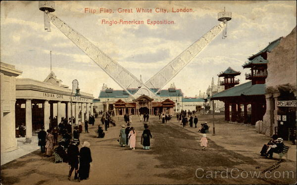 Flip Flap, Great White City London Great Britain