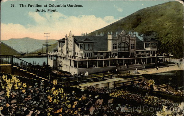 58. The Pavilion at Columbia Gardens Butte Montana