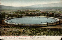 Reservoir of the Missoula Water Co