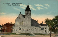 St. Patricks Church and School