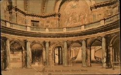 Memorial Hall, State House, Boston, Mass