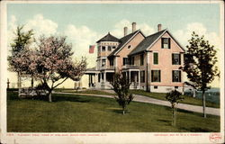 "11214. ""Pleasant View"" Home of Mrs. Mary Baker Eddy, Concord, N.H"