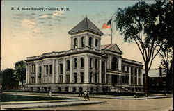 N. H. State Library