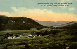 Androscoggin Valley, near Mt. Madison House