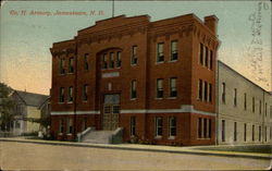Co. H. Armory