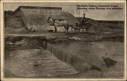 Rawhide siphon, Interstate Canal