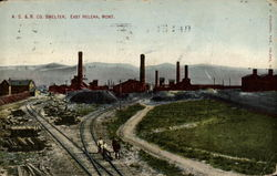 A S. & R. Co., Smelter