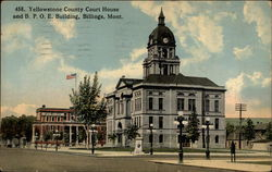 Yellowstone County Court House and B.P.O.E. Building