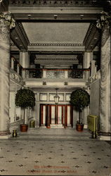 The Grand Entrance, Owyhee Hotel