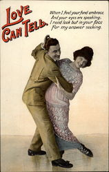 Love Can Tell (Couple dancing)
