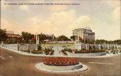General view of Oakes Garden Theatre