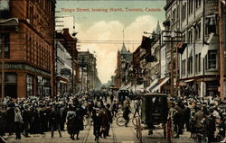 Yonge Street, Looking North