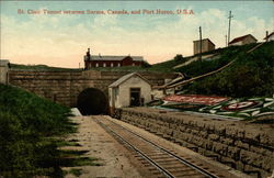 St. Clair Tunnel