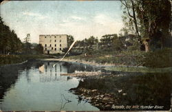Old Mill, Humber River