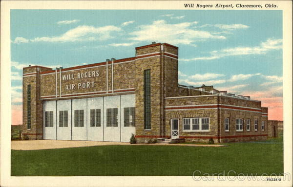 Will Rogers Airport Claremore Oklahoma Airports