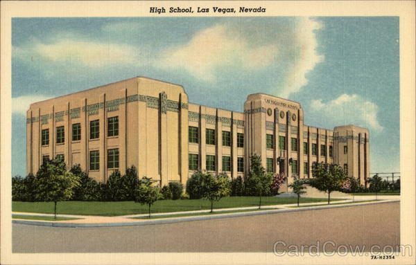 High School Las Vegas Nevada