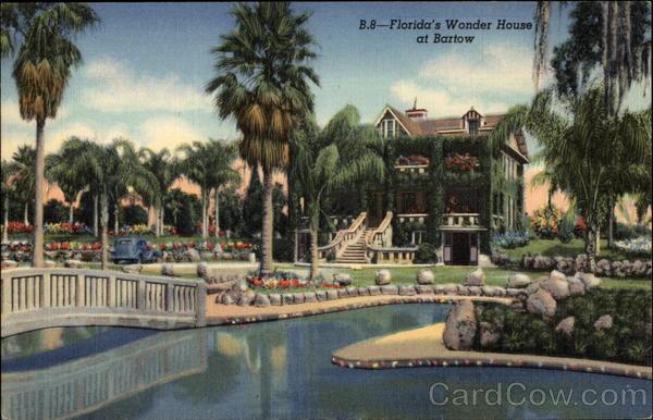 The Wonder House Bartow Fl