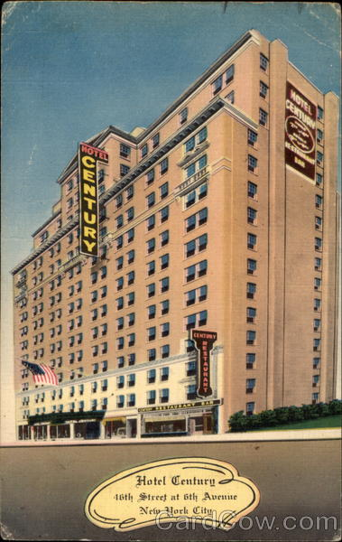 Hotel Century New York City