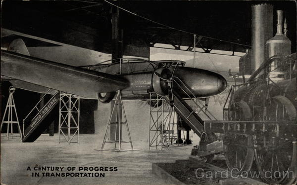 A Century of Progress in Transportation Aircraft