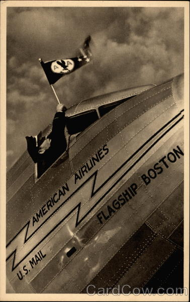 In Flight with the Flagship Fleet of American Airlines, Inc