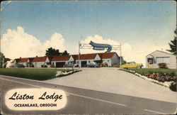 Liston Lodge