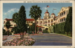 Beverly Hills Hotel and Bugalows