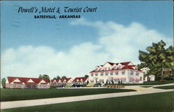 Powell's Motel & Tourist Court