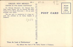 Gallup, New Mexico, the Indian Capital