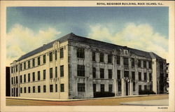 Royal Neighbor Building