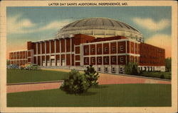 Latter Day Saints Auditorium