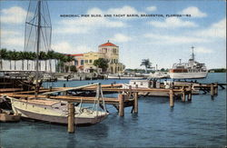 Memorial Pier Bldg. and Yacht Basin