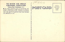 Review and Herald Publishing Association, Takoma Park
