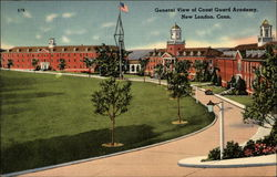 General View of Coast Guard Academy