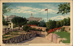 Government House Postcard