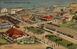 Aerial View, Salisbury Beach