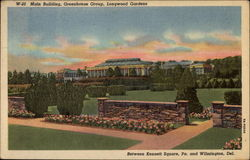 Main Building, Greenhouse Group, Longwood Gardens