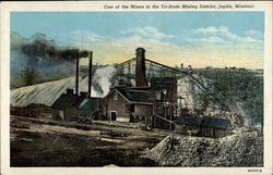 One of the Mines in the Tri-State Mining District