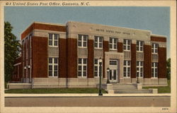 United State Post Office Postcard