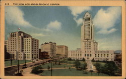 The New Los Angeles Civic Center