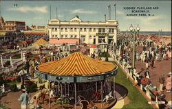 Kiddie's Playland and Boardwalk