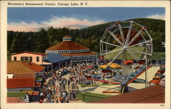 Sherman's Amusement Center