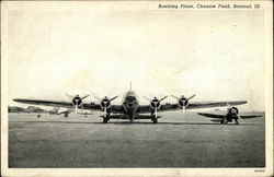 Bombing Plane, Chanute Field