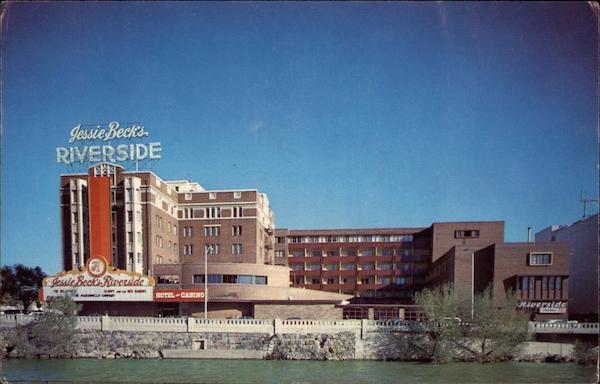 Jessie Becks Riverside Hotel, Reno $25 Casino Chip   eBay