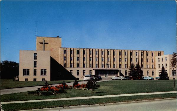 st  joseph hospital school of nursing flint  mi