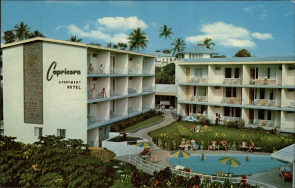 Capricorn Apartment Hotel Suva Fiji South Pacific