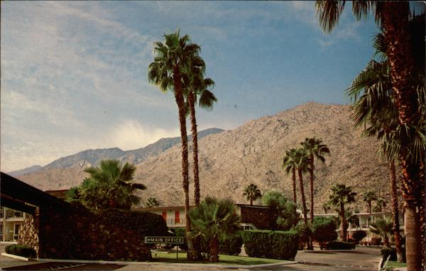 Travel Lodge Palm Springs California