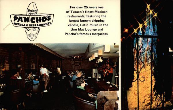 Panchos Restaurant Tucson Az